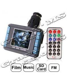 Transmitter - prehrávač súborov v automobile, inštalácia bez montáže. Shops, Automobile, Music, Cards, Tents, Motor Car, Retail, Autos, Muziek