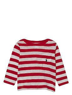 RALPH LAUREN Striped long sleeve t-shirt 3-24 months