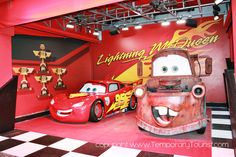 The Sites of Hollywood Studios – WDW — Temporary Tourist #Cars #LighteningMcQueen #Mater