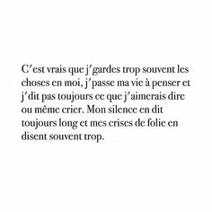 Discover recipes, home ideas, style inspiration and other ideas to try. Fact Quotes, Me Quotes, Motivational Quotes, Quotes About Moving On From Love, Back To Reality, Broken Heart Quotes, French Quotes, Bad Mood, Queen Quotes