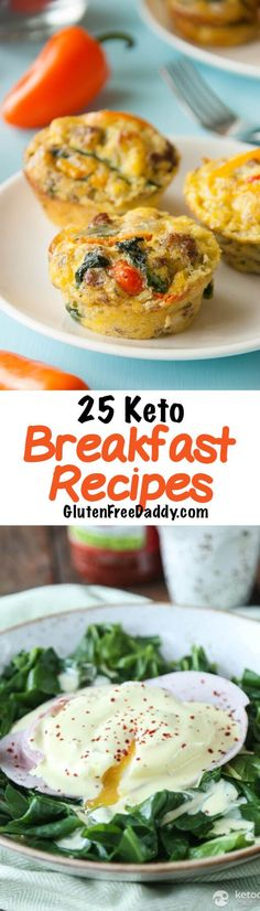25 of the Best Ever Keto Breakfast Recipes to Start Your Day Off Right
