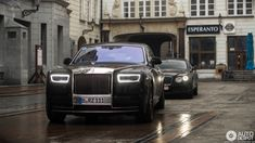 Rolls-Royce Phantom VIII in Wrocław, Poland Spotted on by Spotter X Automotive AB Rolls Roys, Rolls Royce Cars, Rolls Royce Phantom, Billionaire Lifestyle, Limo, Future Car, Faith Quotes, Concept Cars, Luxury Cars