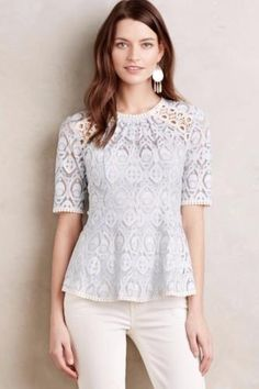 It's time to think about your spring style & how to add this season's key texture, lace!