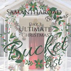 Ultimate Christmas Bucket List