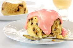 What was it with pink custard? Lusciously gorgeous in colour and texture and comfort factor – and universally adored. Pink custard just made any school dinners pudding a real treat, no? Remember the sponge squares with a thin layer of jam and coconut on top? Or fudge tart squares (produced further to mucho requests from …