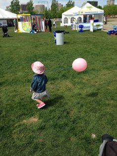 Baby Space: Kidsfest post on the blog