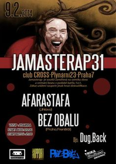 Jamasterap #31 // 9.2.2014 // Cross, Praha