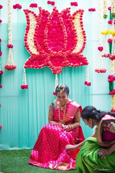 When you're looking for flower decorators in Hyderabad or Wedding Stage Decoration, choose the best professionals. Mars Event Planner would help make your perfect celebration happen in a unique and luxurious style. Desi Wedding Decor, Marriage Decoration, Wedding Stage Decorations, Wedding Mandap, Backdrop Decorations, Festival Decorations, Flower Decorations, Party Backdrops, Background Decoration