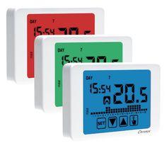 Cronotermostato touchscreen Chronos Vemer ingrosso CLIMA TECH