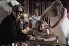 'Sons of Anarchy' Clip: Watch Charlie Hunnam Get Rubbed Out (Video) - Yahoo Tv - this was so funny!