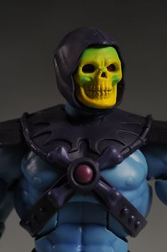 Masters of Universe, Skeletor Figure