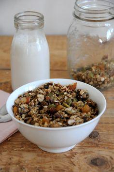 {Vegan & Gf} Fry Pan Granola — little alice Muesli, Granola, Fries, Oatmeal, Alice, Healthy Fit, Vegan, Breakfast, Gallery