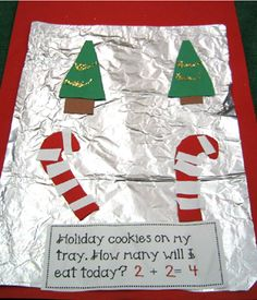 Holiday cookies story problems