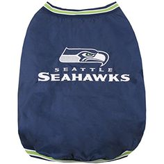 Pets First Seattle Seahawks Jacket, Large ** Learn more by visiting the image link. (This is an affiliate link) #ApparelAccessories