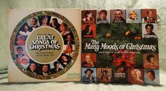 Best Of The Great Songs Of Christmas 1970 & by LoveMyVintageVinyl