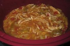 Crock Pot Taco Soup - Lean and Green Recipes