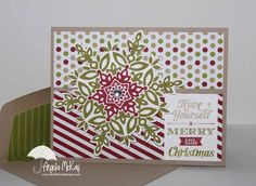 North Shore Stamper: Stampin' Royalty Challenge #188~ Big Uses For Small Scraps