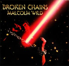 Malcolm Wild Broken Chains Vinyl LP 1979 Maranatha! Music UK solo Malcolm  Alwyn