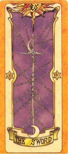 Clow Card ~ The Sword