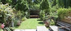 london small garden - Google Search