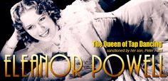ELEANOR POWELL | ... Ford Remembers Tap Dancing Mom Eleanor Powell | The Detail…