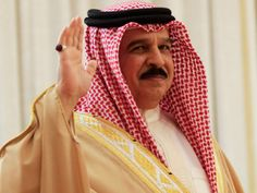 Guess who's coming to #dinner? #King of #protest-hit #Bahrain at #Windsor Castle