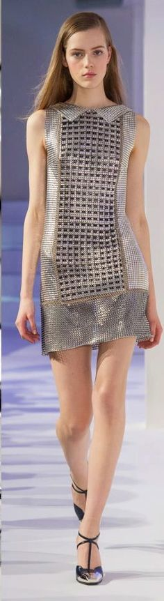 ARS2: Paco Rabanne Fall 2013 | The House of Beccaria#