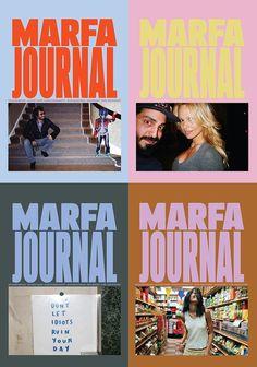 Marfa Journal