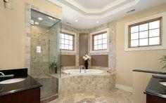 Modern Luxury Bathroom Design Id383 - Luxury Bathroom Design - Bathroom Designs - Interior Design