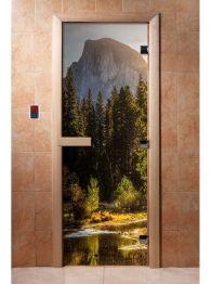 Дверь для бани и сауны с фотопечатью А090, DoorWood Painting, Painting Art, Paintings, Painted Canvas, Drawings