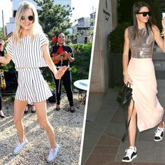 10 Ready-for-Anything Weekend Outfits, Brought to You by Celebrities