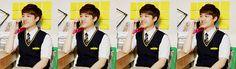 """Do Kyung Soo (D.O EXO) in drama """"It's Okay, It's Love"""" as Han Kang Woo."""