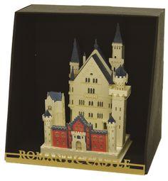"Paper Nano ""Neuschwanstein Castle"" | Kawada PN-104"