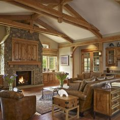 Traditional Living Room Traditional Country Design, Pictures, Remodel, Decor and Ideas - page 10