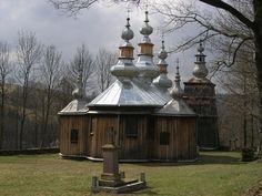 Polonia 11 Tserkvas de madera de la región de los Cárpatos en Polonia y Ucrania