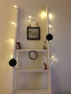 Ladder Decor, Bookcase, Shelves, Home Decor, Shelving, Decoration Home, Room Decor, Book Shelves, Shelving Units