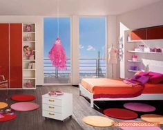 Stunning And Colorful Italian Bedroom Furniture Sets By Casa Present Day - http://www.kidsroomdecors.com/kids-room-decorating/stunning-and-colorful-italian-bedroom-furniture-sets-by-casa-present-day.html