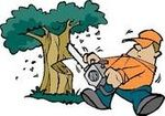 ARBORMORE TREE SERVICE Tree Cutter, Service Logo, Fictional Characters, Fantasy Characters