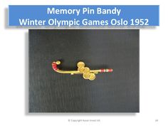 Bandy was demonstration sport in the Oslo 1952 Winter Games