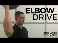 Elbow Drive for Quarterbacks: When we look at areas of improvement for Quarterbacks, we check their Elbow Drive. This greatly impacts the ability to maximize. Youth Football Drills, Football Training Drills, Flag Football, Elbow Pain, Only Online, Helping People, Coaching, Soccer, Exercise