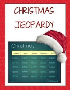 16 Best Christmas Jeopardy images in 2016 | Christmas