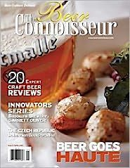 Homebrew Finds: Update: The Beer Connoisseur Magazine - 1 Yr - $6