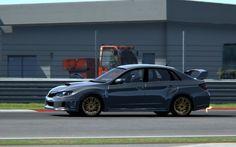 Assetto Corsa - Subaru Impreza WRX STI - Silverstone