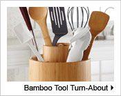 I love the bamboo by Pampered Chef  www.pamperedchef.biz/dianaskitchenkorner
