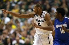 Michigan State Spartan Adreian Payne | Tumblr
