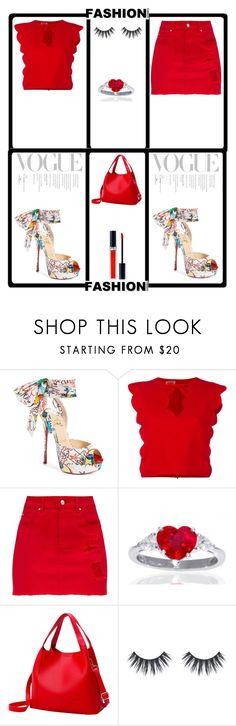 """#Fashion"" by theresagray31 on Polyvore featuring Christian Louboutin, Giambattista Valli, Christian Dior and fashionable"