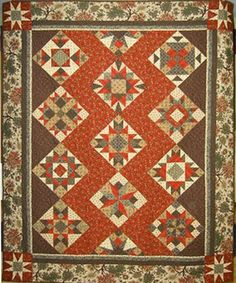 Barbara Brackman's MATERIAL CULTURE: Sampler Sets in Traditional Fashion