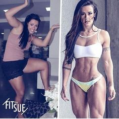 Tag Someone That's Making a Fitness Transformation  Want to Make a Transformation Like This? Check bio for our Five Star, 90-day Transformation Program!  Use #TransformFitspoCommunity for a chance to Get Your Transformation Featured ❤️️ @suelasmar There was a point in my life where I was very unhappy with the way I looked. I decided to make a change and I cleaned up my diet and started working out 4-5 times a week. I would never skip any meals and always made sure I stuck to my training r...