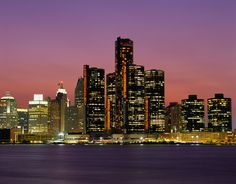 3. Detroit, Michigan had 83.4 violent crimes per 10,000 residents. (Photo via Getty Images)  via @AOL_Lifestyle Read more: http://www.aol.com/article/2016/02/02/the-fbis-most-violent-cities-in-each-state/21306715/?a_dgi=aolshare_pinterest#fullscreen