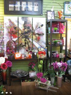 Flower Attic & Gifts. Virden Manitoba
